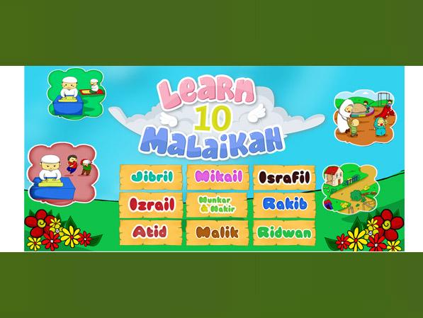 Inilah Aplikasi Nama Nama Malaikat Dan Tugasnya Dalam Islam Map